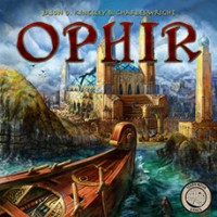Ophir - Board Game Box Shot