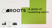 Roots: A Game of Inventing Words - Board Game Box Shot