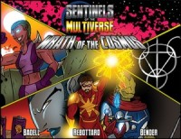 Sentinels of the Multiverse: Wrath of the Cosmos - Board Game Box Shot