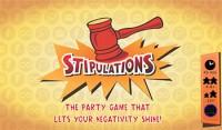 Stipulations - Board Game Box Shot