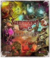 Summoner Wars: Alliances - Board Game Box Shot