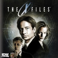 The X-Files - Board Game Box Shot