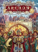 Archon: Glory & Machination - Board Game Box Shot