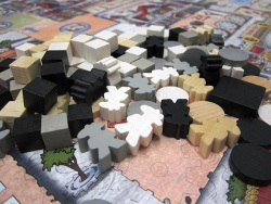Archon: Glory & Machination meeples