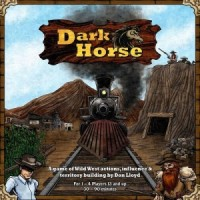 Dark Horse - Board Game Box Shot