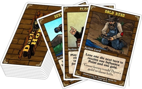 Dark Horse cards
