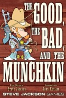 The Good, the Bad, and the Munchkin - Board Game Box Shot