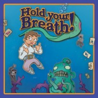 Hold Your Breath! - Board Game Box Shot