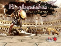 Hoplomachus: Rise of Rome - Board Game Box Shot
