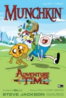 Munchkin Adventure Time - Board Game Box Shot