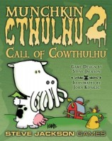 Munchkin Cthulhu 2: Call of Cowthulhu - Board Game Box Shot