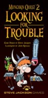 Munchkin Quest 2: Looking for Trouble - Board Game Box Shot