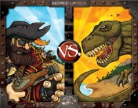 Pirates vs. Dinosaurs - Board Game Box Shot