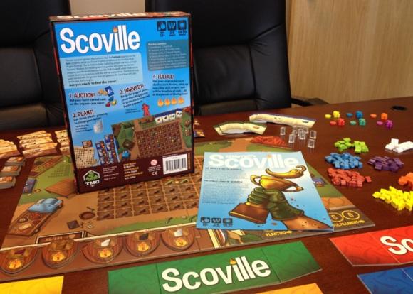 Scoville layout
