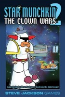 Star Munchkin 2: The Clown Wars - Board Game Box Shot