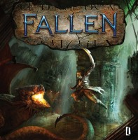 Fallen - Board Game Box Shot