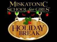 Miskatonic School for Girls: Holiday Break - Board Game Box Shot