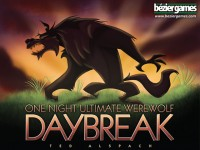 One Night Ultimate Werewolf: Daybreak - Board Game Box Shot