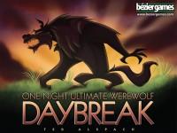 One Night Ultimate Werewolf: Daybreak - Board Game Box Shot