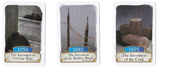 Timeline Inventions Cards Back
