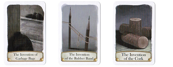 Timeline Inventions Cards Front
