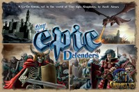Tiny Epic Defenders - Board Game Box Shot