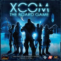 XCOM: The Board Game - Board Game Box Shot