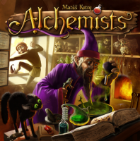 Alchemists - Board Game Box Shot