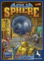 AquaSphere - Board Game Box Shot