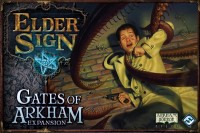 Elder Sign: Gates of Arkham - Board Game Box Shot