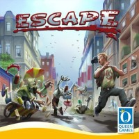 Escape: Zombie City - Board Game Box Shot