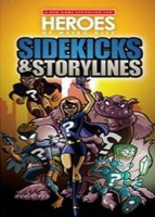 Heroes of Metro City: Sidekicks & Storylines - Board Game Box Shot