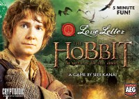 Love Letter: The Hobbit - Board Game Box Shot