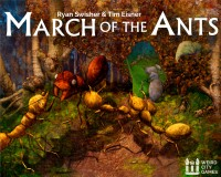 March of the Ants - Board Game Box Shot