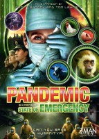 Pandemic: State of Emergency - Board Game Box Shot