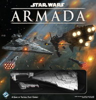 Star Wars: Armada - Board Game Box Shot