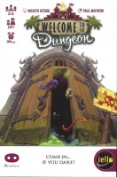 Welcome to the Dungeon - Board Game Box Shot