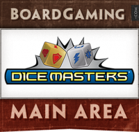 Dice Masters - Board Game Box Shot