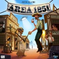 Area 1851 - Board Game Box Shot