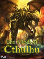 Cards of Cthulhu - Board Game Box Shot