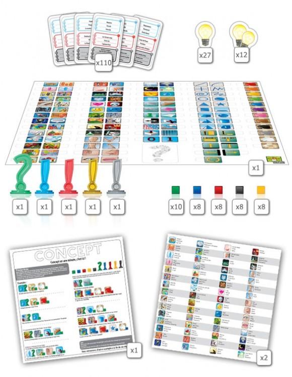 Concept Publisher Image