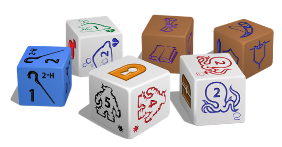 Dungeon Dice Guilds Publisher Image