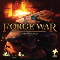 Forge War - Board Game Box Shot