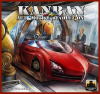 Kanban: Automotive Revolution - Board Game Box Shot