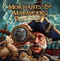 Merchants & Marauders: Seas of Glory - Board Game Box Shot