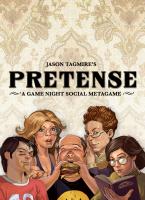 Pretense - Board Game Box Shot