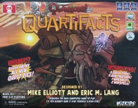 Quarriors! Quartifacts - Board Game Box Shot