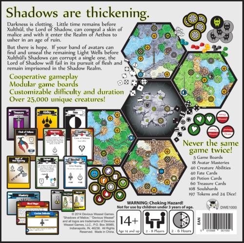 Shadows of Malice Publisher Image