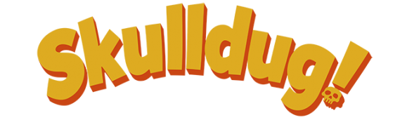 Skulldug! Banner