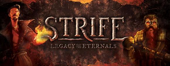 Strife Banner